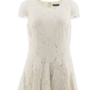 New Tommy Hilfiger Sleeveless Lace Dress sz 10